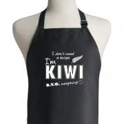 I Don't Need A Recipe I'm Kiwi Apron