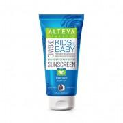 Bio kids & baby zonnebrandcrème SPF 30, 90 ml