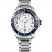 Reloj Tommy Hilfiger Th 1791073 - Plateado Y Blanco