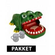Shoppartners Indrink spelletje krokodil