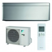 Daikin Stylish Bluevolution 9000 btu FTXA25AS-RXA25A Inverter Silver