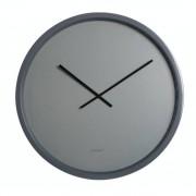 ZUIVER Horloge Zuiver BANDIT en metal gris