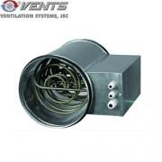Baterie de incalzire electrica circulara NK 100 1.8-1