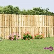 vidaXL Panel ograda 180x180 cm FSC Impregnirana borovina