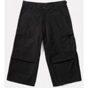 3/4 hlače muške ROTHCO - Capri - Crno - 8351