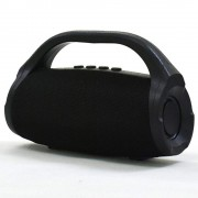 Black Portable Bluetooth Speakers for Samsung Galaxy S6 S7 S8 S9 S10