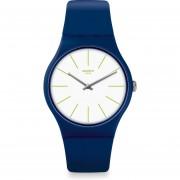 Reloj de pulsera Swatch SUON127 - Azul
