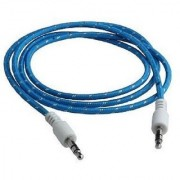 Enjoy boom sound music with latest RASU AUX cable compatible with Blackberry Q10
