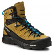 Bakancs SALOMON - X Alp High Ltr Gtx GORE-TEX 400137 29 Black/Honey/Indigo Buntig