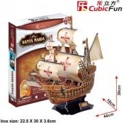 PUZZLE 3D - CBF3 - Santa Maria