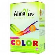AlmaWin Color öko mosópor koncentrátum színes ruhákhoz hársfavirág kivonattal 64 mosásra - 2 kg