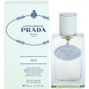 Prada Les Infusions Infusion Iris eau de parfum para mujer 50 ml