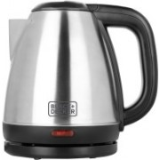 Black & Decker BXKE0103IN Electric Kettle(1 L, Grey)