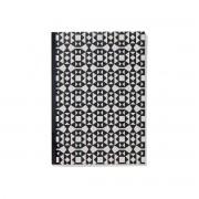 Vitra - Notizbuch Softcover A5, Facets schwarz