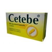 Cetebe retard kapszula 30x *