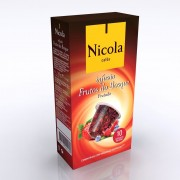 Capsule Nicola Infuzie Fructe de padure, compatibile Nespresso, 10 capsule