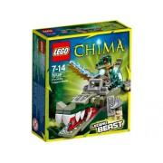 Lego Chima Crocodile Legend Beast, Multi Color