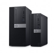 Desktop, DELL OptiPlex 5060 SFF /Intel i5-8500 (4.1G)/ 8GB RAM/ 128GB SSD/ Win10 Pro + подарък Mouse&KBD (N018O5060SFF)