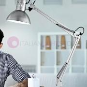 Perenz Srl Architetto Lampada Da Scrivania Snodabile Design Moderno