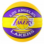 Bola Los Angeles Lakers Basquete Spalding NBA - Tam. 7