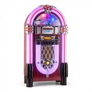 Auna Graceland XXL BT Jukebox Bluetooth USB SD AUX CD FM/AM