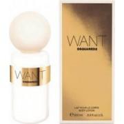 Want by Dsquared2 Femei 200ml
