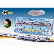 TRENULET ELECTRIC CALATORI ARCO PEGUETREN