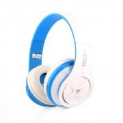 Слушалки за мобилни устройства, С микрофон, Vykon MQ88, Различни цветове - 20303