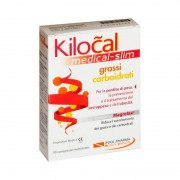 Kilocal Medical Grassi/carboidrati 30 Compresse