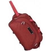 HIGH LIGHT (Expandable) Hight Light Stylish Quality fabric Waterproof Travel Duffel Bag/Cabin Luggage Travel Duffel Bag(Red)