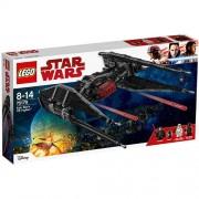 Set de constructie LEGO Star Wars TIE Fighter-ul lui Kylo Ren