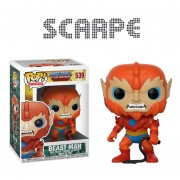 Funko Pop Beastman De He-man Masters Of The Universe Nuevo