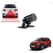 Auto Addict Car Styling Anti Collision Safety Line Led Laser Fog Lamp Brake Lamp Running Tail Light-12V Cars For Renault Kwid