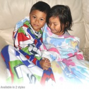Kids Snuggle TV Blanket