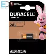Duracell 1db elem Lithium PX 28L 6V (PX28L/2CR-1/3N L544/2CR13252)