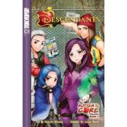 Disney Manga: Descendants the Rotten to the Core Trilogy Volume 1, Paperback