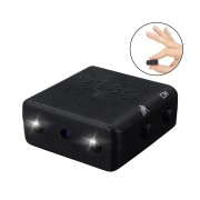 1inch Night Vision 1080P Mini Infrared IR-CUT Micro Rechargeable Home Camera DVR