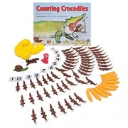 Primary Concepts, PC-1532 Counting Crocodiles 3-D Children Play Book