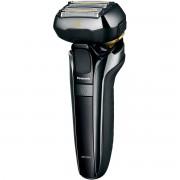 Aparat de barbierit Panasonic ES-LV6Q-S803 Wet & Dry, 5 lame, Cap Multi-Flex 5D, Trimmer, Li-Ion, Aut 45 min, Negru