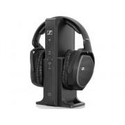 Sennheiser Auriculares Inalámbricos SENNHEISER RS 175 (Over ear - Negro)