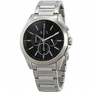 Reloj De Pulso Armani Exchange Caballero Negra AX2600