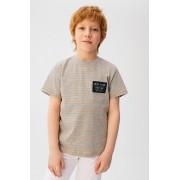 Mango Kids - Tricou copii Hudson 110-164 cm