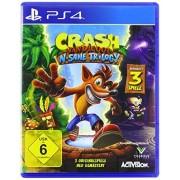 Crash Bandicoot N.Sane Trilogy (PlayStation PS4) vídeo juego