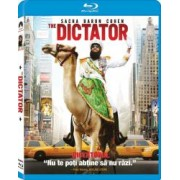 The dictator DVD 2012