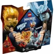 LEGO Ninjago Slam Spinjitzu - Kai contra Samurai 70684
