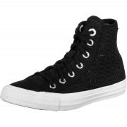 Converse CTAS HI Damen Schuhe schwarz Gr. 38,0