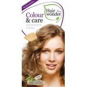 Blond mediu 7 - Vopsea Permanenta fara Amoniac cu Ulei Organic de Argan