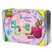 Детски комплект направи си сам Ароматни пръчици SES, 0814158