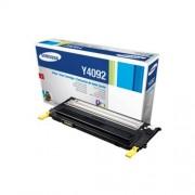 Samsung CLT-Y4092S/ELS - Samsung gul toner 1.000 sidor