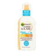 Garnier Ambre Solaire Clear Protect Transparant Body Spray Hoog 50